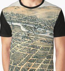 Aurora - Illinois - 1867 Graphic T-Shirt