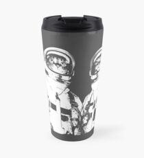 Astronaut cats Travel Mug