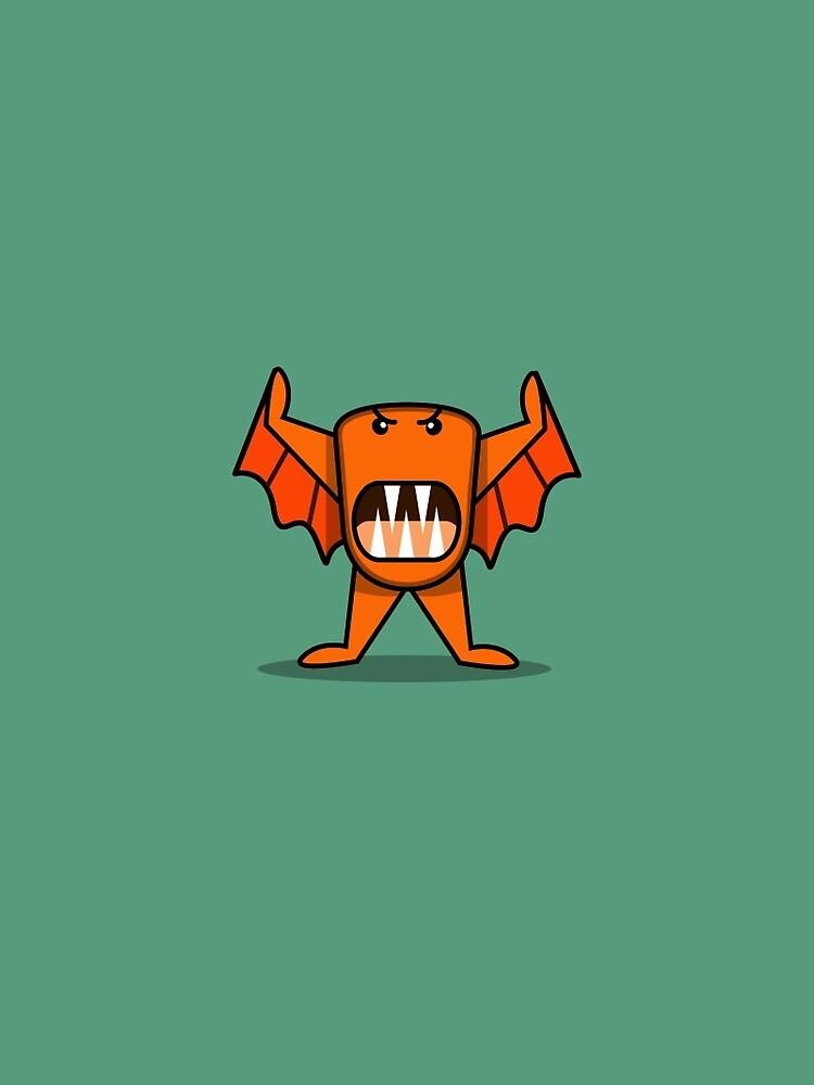 """Orbi"" (orange & biting) by fummelhummel"
