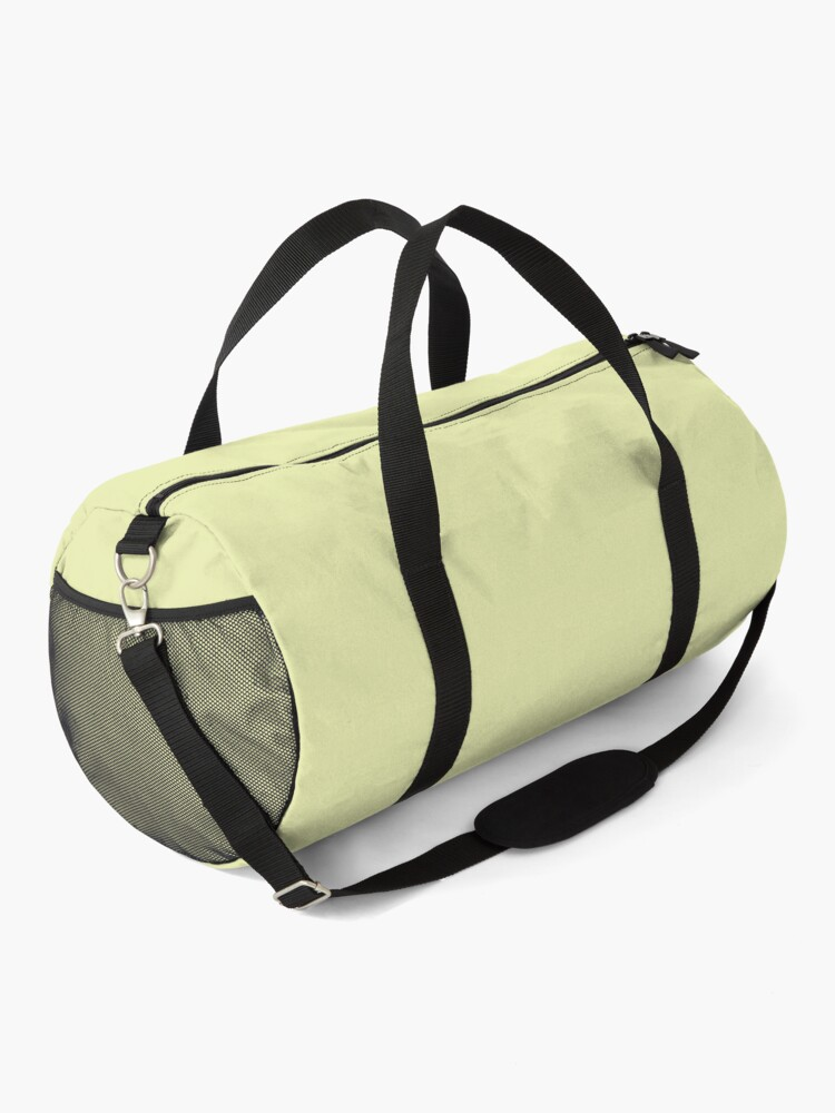 Alternate view of Cottagecore Aesthetic Cute Vintage Frog and Snail Duffle Bag