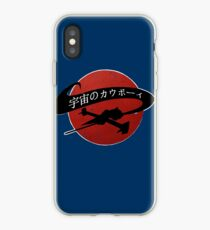 Space Cowboy - Red Sun iPhone Case
