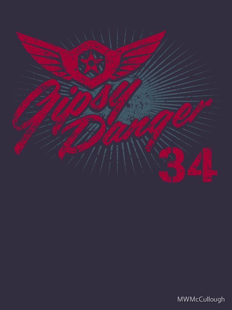 Pacific Rim - Gypsy Danger | Unisex T-Shirt