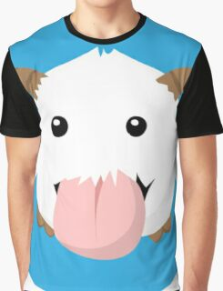 Cute Poro Vector- League Of Legends Graphic T-Shirt
