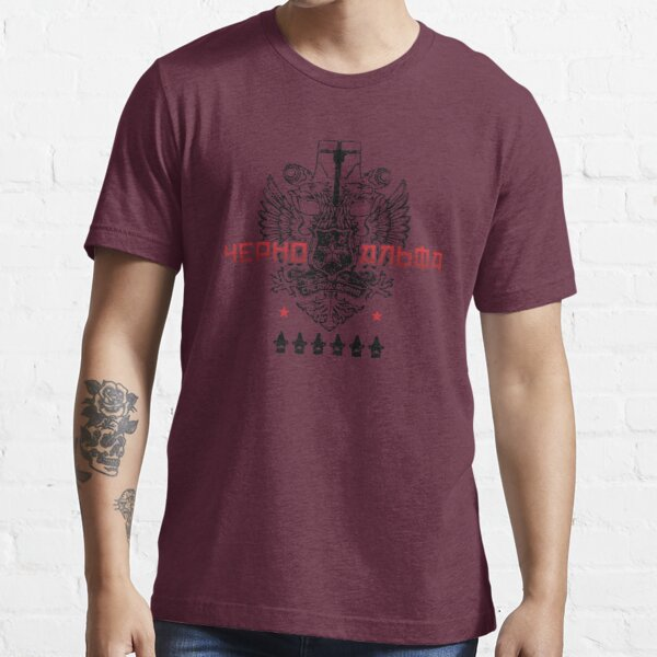 Pacific Rim - Cherno Alpha  Essential T-Shirt