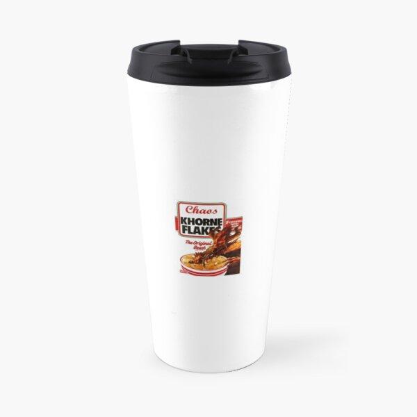 Khorne Flakes Travel Mug