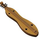 Appalachian Dulcimer by William Fehr