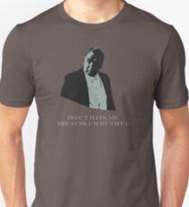 Don't Hate Dutiful Carson T-Shirt
