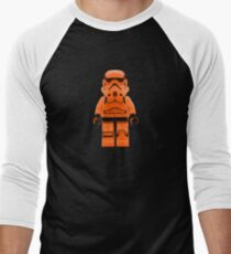 Orange Lego Storm Trooper T-Shirt
