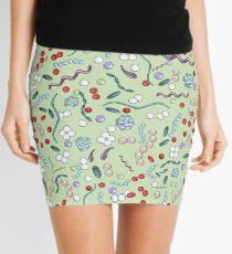 Microbiology pattern 2016 Mini Skirt