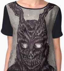 donnie darko Chiffon Top