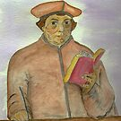 Martin Luther by Anne Gitto