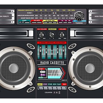 Boombox by ProBEST