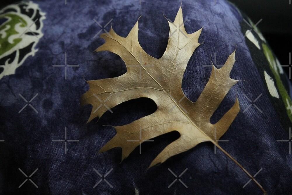 South African Leaf by Raquel Fletcher