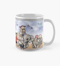 Baby Tribe Elephants Mug