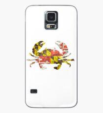 Funda/vinilo para Samsung Galaxy Cangrejo de Maryland