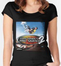 Tony Hawk Pro Sk8er 2 Women's Fitted Scoop T-Shirt