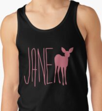 JANE Doe - Life is Strange Tank Top