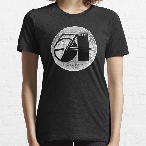 Studio 54 - Disco Ball - Side Essential T-Shirt