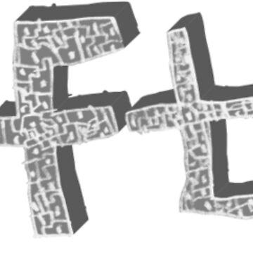 Lofter B&W logo by lofter
