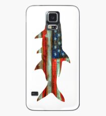 Funda/vinilo para Samsung Galaxy Tarpon USA Merica