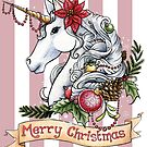 Christmas Unicorn by LCWaterworth
