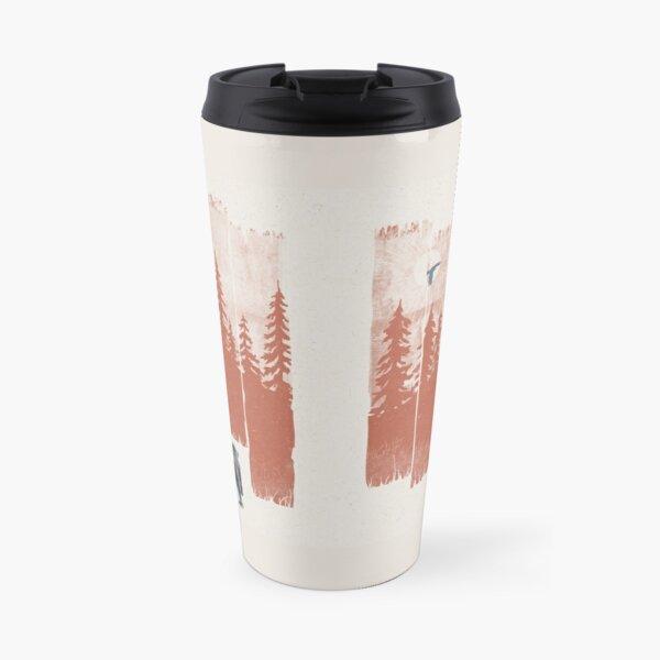 A Bear in the Wild... Travel Mug