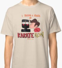 Marco's Karate Kon -Star vs the forces of evil- Classic T-Shirt