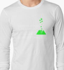 Funny Lab Safety Science Geek Humor T-shirt T-Shirt