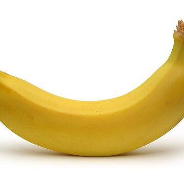 Banana by ToastCrumbs