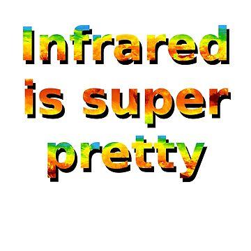 infrared is super pretty - mr. robot by GaiaKi