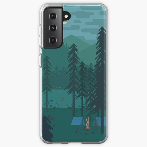 Let's get lost Samsung Galaxy Soft Case
