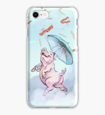 Bacon Shower iPhone Case/Skin