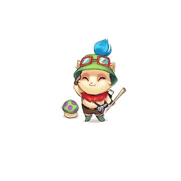 League of Legends Teemo by Timoengel