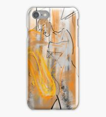 Sax Playa iPhone Case/Skin