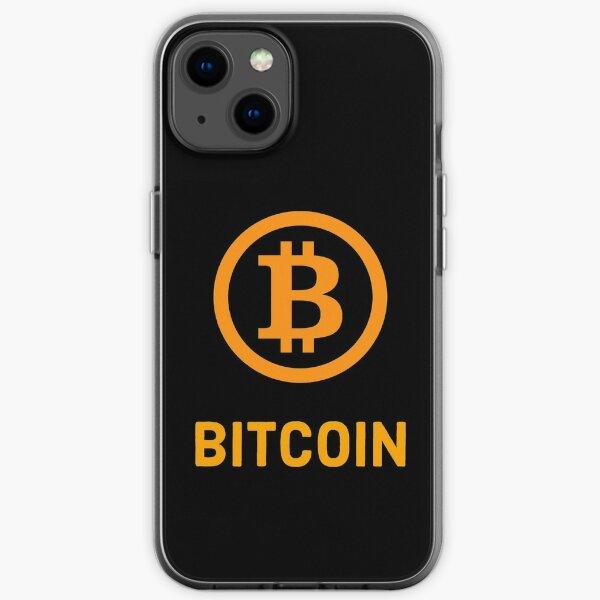 bitcoin phone case iPhone Soft Case