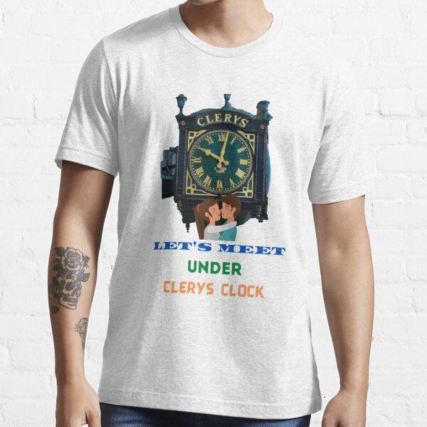 Let's Meet Under Clerys Clock Essential T-Shirt