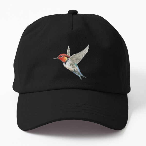 Humming Bird Dad Hat