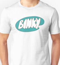 BINKY (The Band) Slim Fit T-Shirt