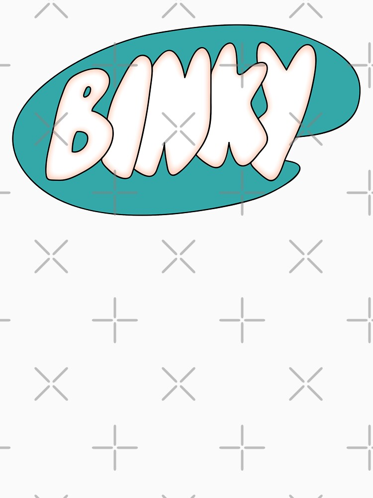 BINKY (The Band) by expandable