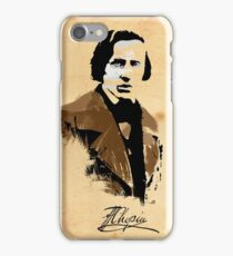 Frederic Chopin iPhone Case/Skin