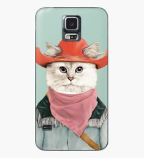 Rodeo Cat Case/Skin for Samsung Galaxy