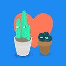 Cactus Love by Alice Bouchardon