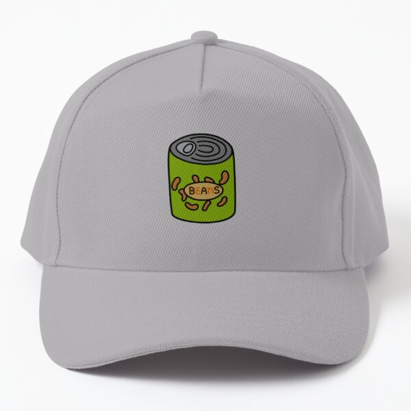 can of beans Baseball Cap