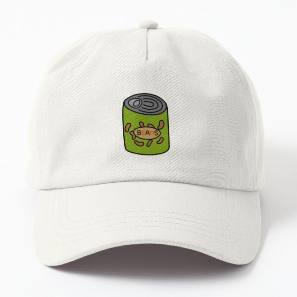 can of beans Dad Hat