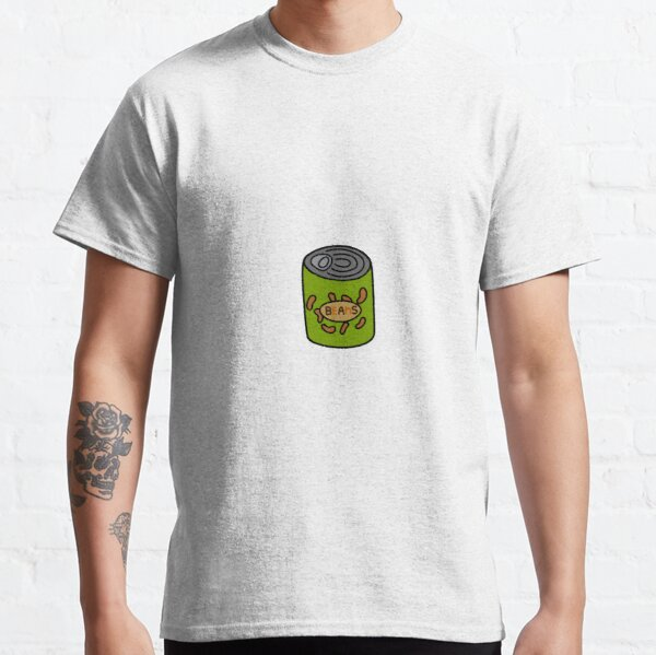 can of beans Classic T-Shirt