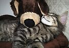 Doggy and Mikino 1 by Jaeda DeWalt