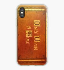 Once Upon A Time - Colorful Book Cover iPhone Case