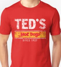 Ted's Slim Fit T-Shirt