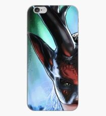 Dreams of Ydalir - Cover Variant A iPhone Case