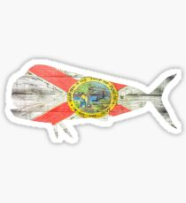 Florida Mahi Mahi Dolphin  Sticker
